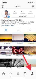 instagram_日本語